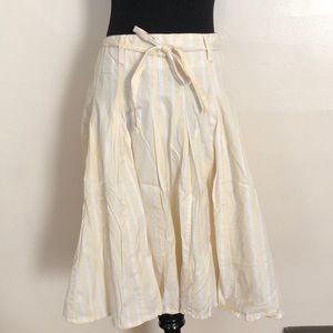 Express Full Pleated Skirt